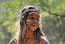 Laura aboriginal festival bora ring ground