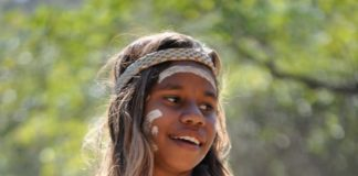 Laura aboriginal festival bora ring ground