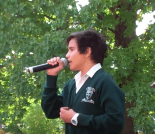 isaiah firebrace singing moama