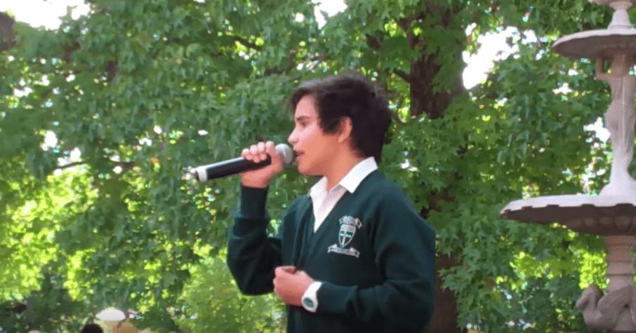 isaiah firebrace aboriginal singer