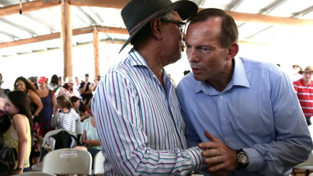 Aboriginal voice to parliament warren mundine tony abbott malcolm turnbull