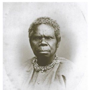 truganini aboriginal woman tasmania melbourne invasion colonisation resistance