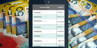 aboriginal family money held by government australia