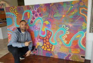 allan mckenzie aboriginal artist