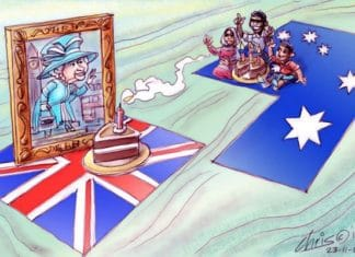 Goodbye European Colonisers economic freedom aboriginal people