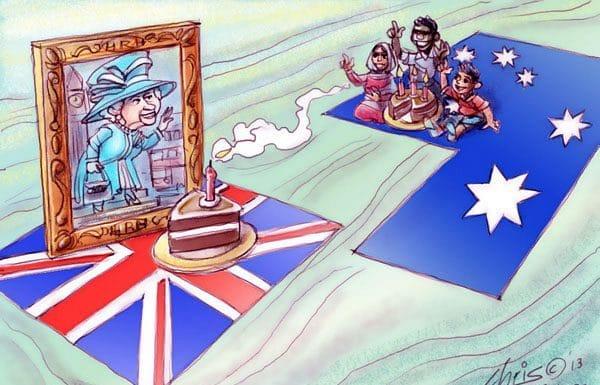 Goodbye European Colonisers economic freedom aboriginal people