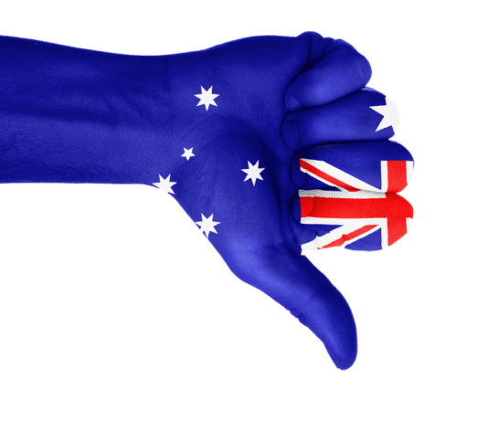 australia is having a lend of aboriginals