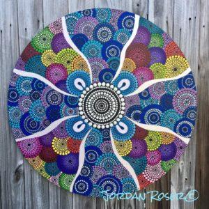 jordan roser aboriginal art artist