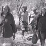 echidna hunting aboriginal women australia