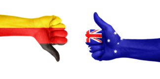 german vs australian genocide