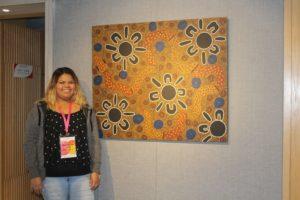 j.j lane aboriginal artist