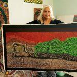 loretta egan aboriginal artist perth western australia yamitji