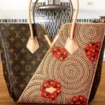 tradara briscoe aboriginal art handbag