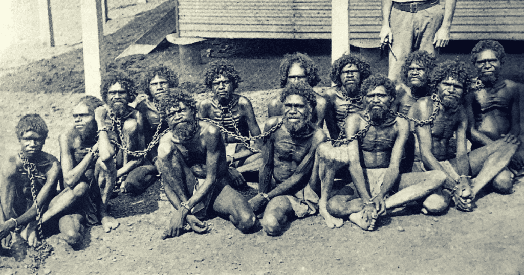 history aboriginies in australia Australian aborigines, native people of australia who probably first came from somewhere in asia more than 40,000 years ago genetic evidence also suggests that c4,000 years there was an additional migration of people who were related to the inhabitants of modern india.