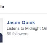 jason quick midnight oil