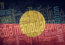 murdoch media attack aboriginal community