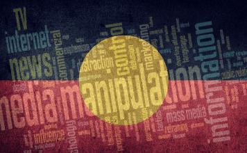 murdoch media attack aboriginal community