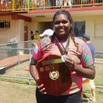 shameka petterson rugby league sensation darwin aboriginal indigenous australia