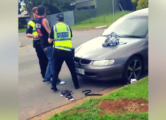 aboriginal man strip searched on street