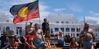 aboriginal sovereignty roxley foley canberra