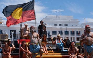 aboriginal sovereignty roxley foley canberra