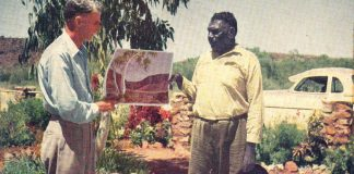 albert namatjira royalties handed back to family