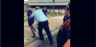 police murgon assault aboriginal indigenous girl video queensland