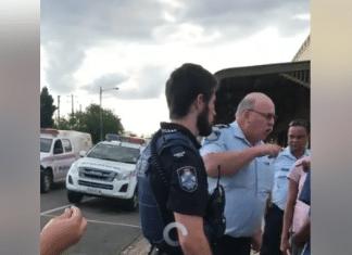 police murgon viral video