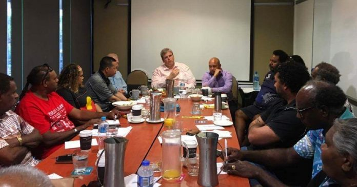 treaty council townsville meeting indigenous aboriginal sovereignty