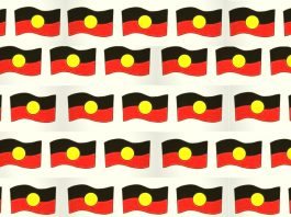 aboriginal flag emoji icon sticker snapchat