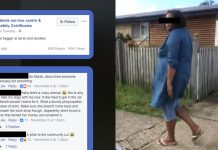 brisbane business owner shames aboriginal woman on social media