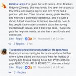 brisbane shame positive comments