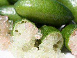 finger limes aboriginal superfood super fruit