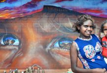 adnate trachoma aboriginal project