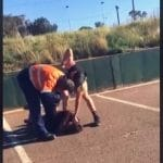port augusta father and son attack aboriginal boy