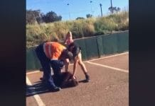 port augusta father and son attack aboriginal boy
