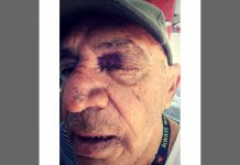 vic simms police aboriginal sutherland sydney