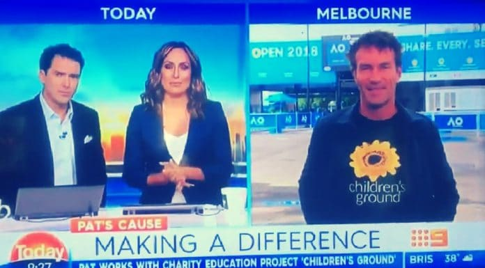 PAT CASH SLAMS AUSTRALIA'S TREATMENT OF ABORIGINAL PEOPLE