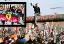 like the berlin wall australia day will fall