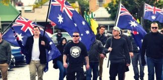 racist australia aboriginal invasion day