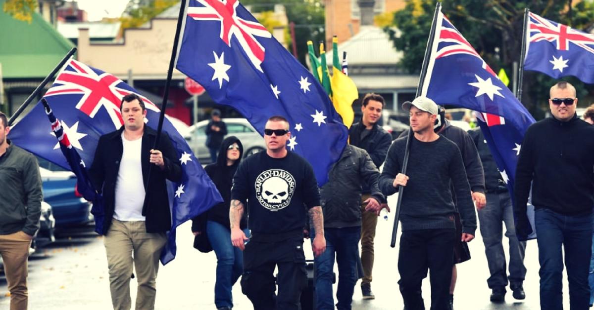 racist australia aboriginal invasion day