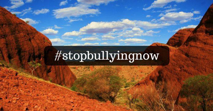 stopbullyingnow dolly everett aboriginal indigenous australia