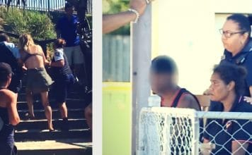 silence over aboriginal death in custody outrage over white police brutality