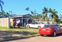 townsville death in custody aboriginal
