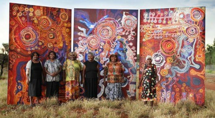 apy gallery aboriginal owned art sydney