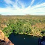 kakadu national park interactive guide gunlom waterfall