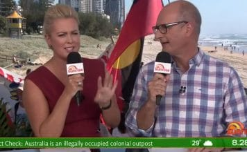 sunrise win gold medals commonwealth games channel seven racism racist
