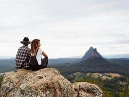 GLASSHOUSE MOUNTAINS SORRY DAY ABORIGINAL INDIGENOUS AUSTRALIA