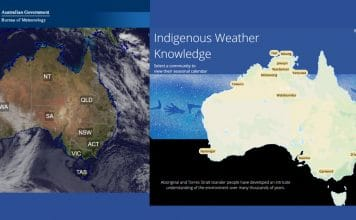 aboriginal seasons weather bureau of meteorology
