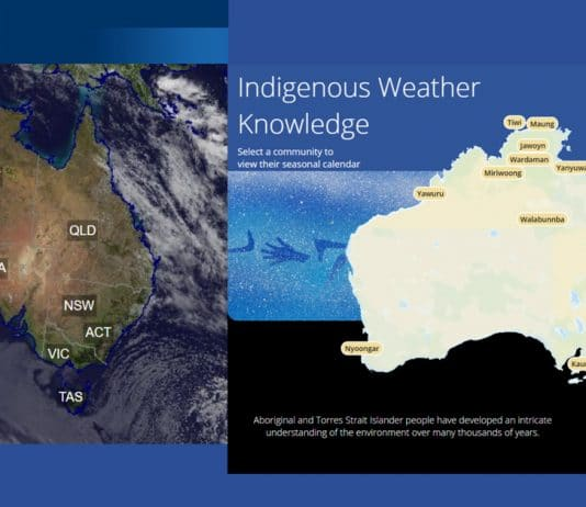 aboriginal seasons weather bureau of meteorology